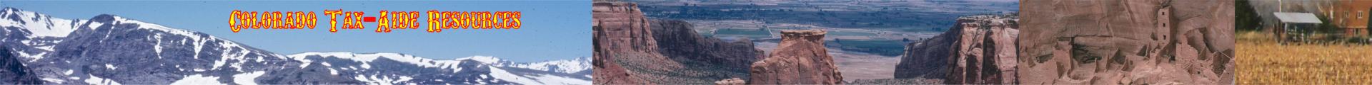 Colorado Tax-Aide Resources
