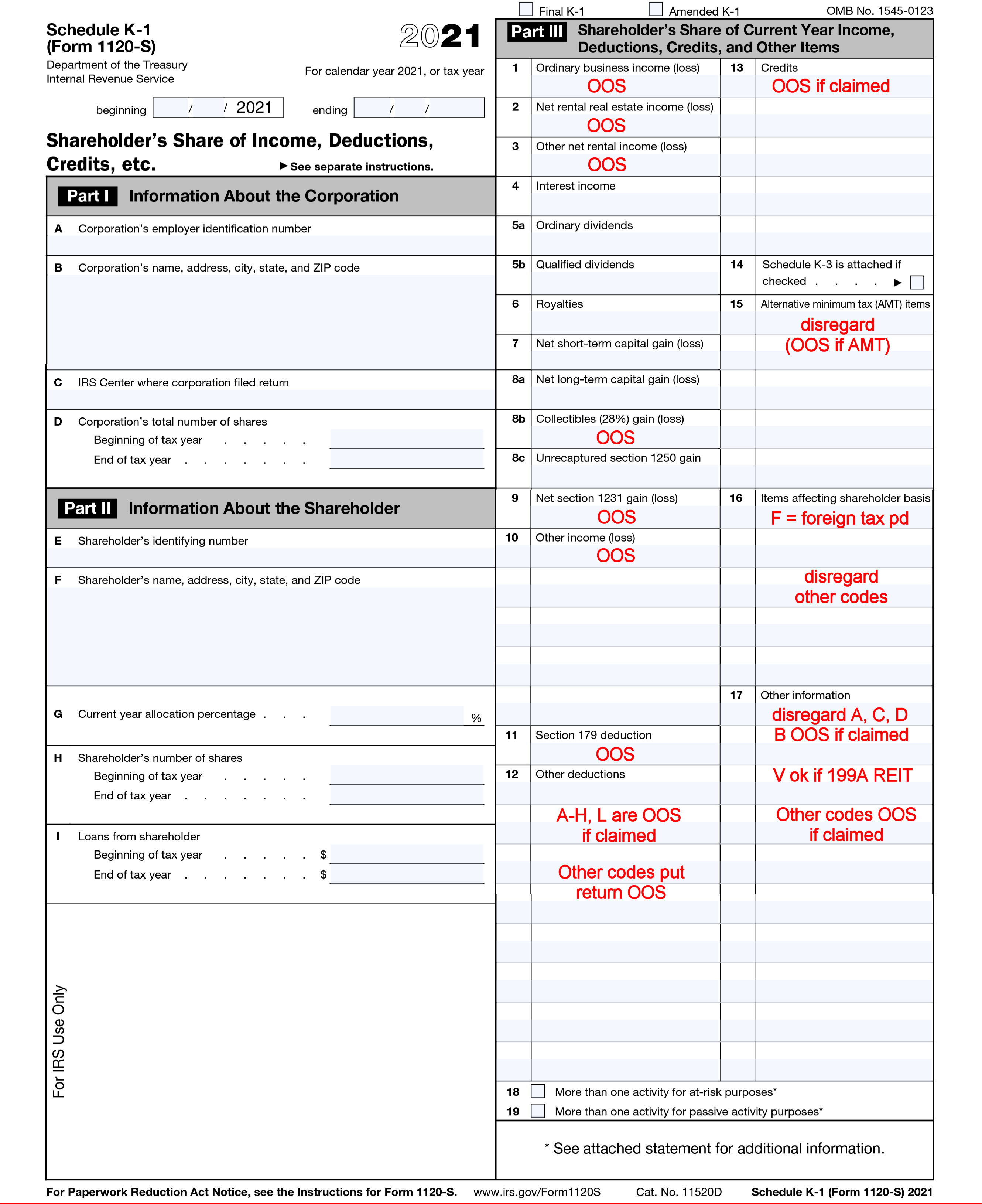 Index Of Forms